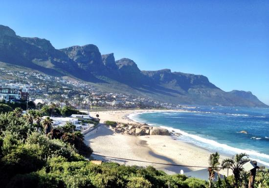 Glenbeach and Camps Bay